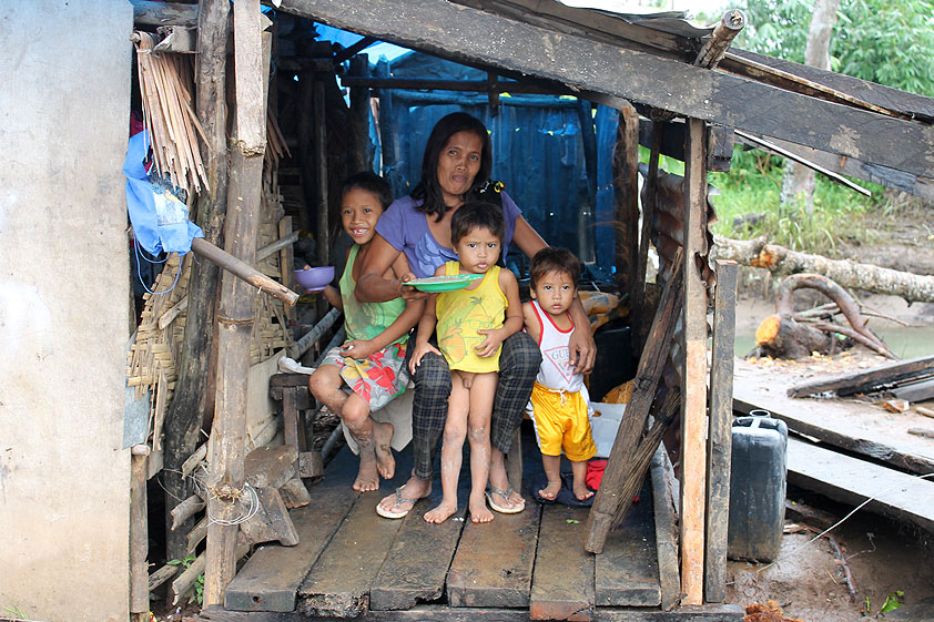 relationship of population and poverty in the philippines