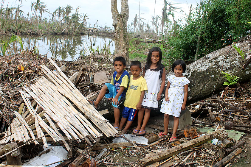 Poverty in the Philippines | Ruel Foundation